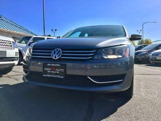 2013 Volkswagen Passat SE w/Sunroof & Nav LINDON, UT 6