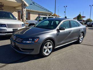 2013 Volkswagen Passat SE w/Sunroof & Nav LINDON, UT 7