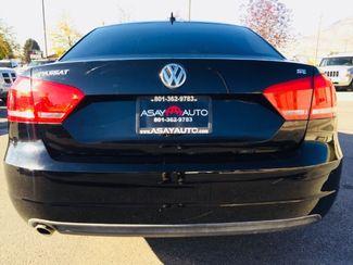 2013 Volkswagen Passat SE w/Sunroof & Nav LINDON, UT 3