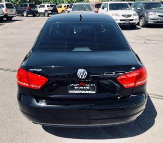 2013 Volkswagen Passat SE w/Sunroof LINDON, UT 3