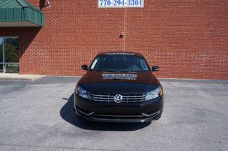 2013 Volkswagen Passat TDI SE w/Sunroof Loganville, Georgia 2