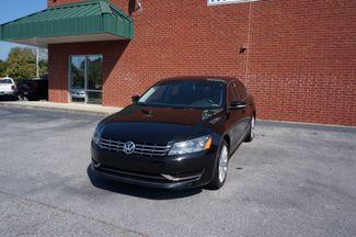 2013 Volkswagen Passat TDI SE w/Sunroof Loganville, Georgia 4