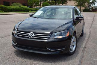 2013 Volkswagen Passat SE w/Sunroof Memphis, Tennessee 1