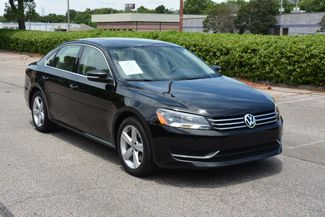 2013 Volkswagen Passat SE w/Sunroof Memphis, Tennessee 2