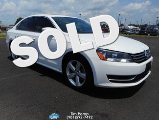 2013 Volkswagen Passat in Memphis Tennessee