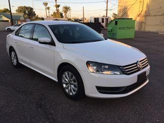 2013 Volkswagen Passat S w/Appearance Mesa, Arizona 6