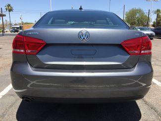 2013 Volkswagen Passat SE w/Sunroof and Navigation 5 YEAR/60,000 MILE FACTORY POWERTRAIN WARRANTY Mesa, Arizona 3
