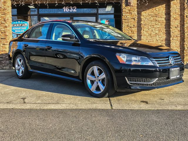 2013 Volkswagen Passat SE The CARFAX Buy Back Guarantee that comes with this vehicle means that yo