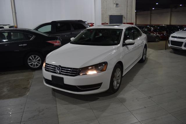 2013 Volkswagen Passat SEL Richmond Hill, New York 0