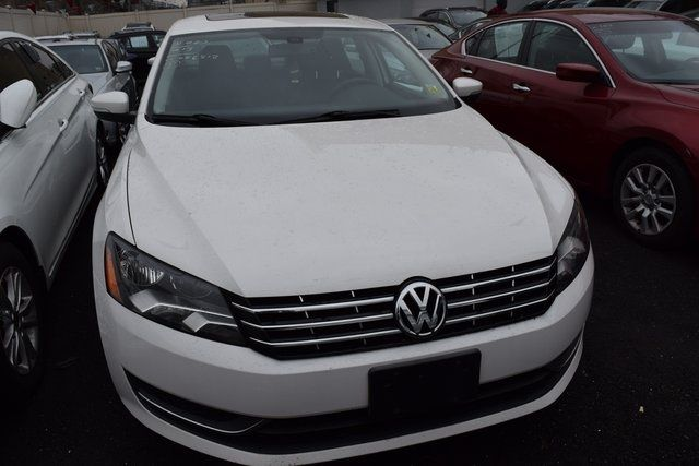 2013 Volkswagen Passat SEL Richmond Hill, New York 2