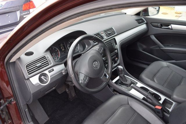 2013 Volkswagen Passat SE w/Sunroof Richmond Hill, New York 19