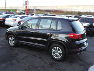 2013 Volkswagen Tiguan S East Haven, CT 2