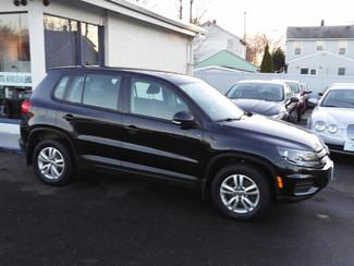 2013 Volkswagen Tiguan S East Haven, CT 4
