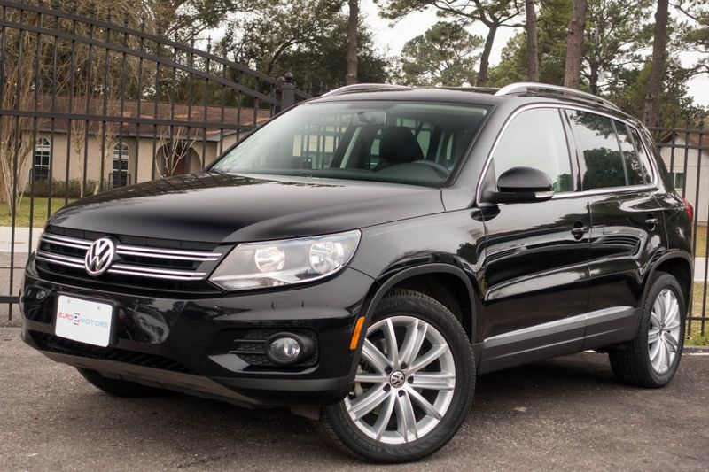 2013 Volkswagen Tiguan SE wSunroof 38 Nav   Texas  EURO 2 MOTORS  in , Texas