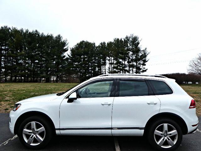 2013 Volkswagen Touareg Lux Leesburg, Virginia 4