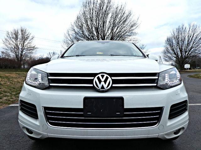 2013 Volkswagen Touareg Lux Leesburg, Virginia 6