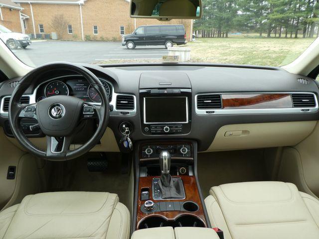 2013 Volkswagen Touareg Lux Leesburg, Virginia 13