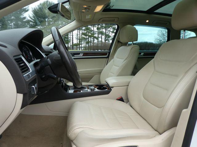 2013 Volkswagen Touareg Lux Leesburg, Virginia 18