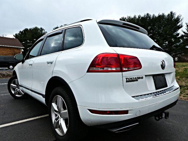 2013 Volkswagen Touareg Lux Leesburg, Virginia 3