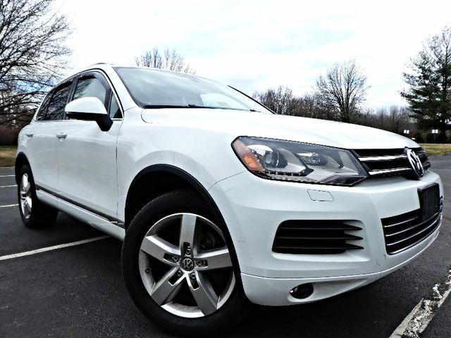 2013 Volkswagen Touareg Lux Leesburg, Virginia 1