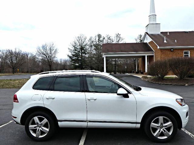 2013 Volkswagen Touareg Lux Leesburg, Virginia 5