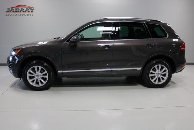 2013 Volkswagen Touareg Sport w/Nav Merrillville, Indiana 1
