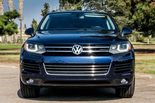 2013 Volkswagen Touareg Lux - Navi - Rear View Camera - Xenon Reseda, CA 2