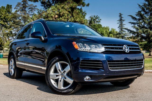 2013 Volkswagen Touareg Lux - Navi - Rear View Camera - Xenon Reseda, CA 47