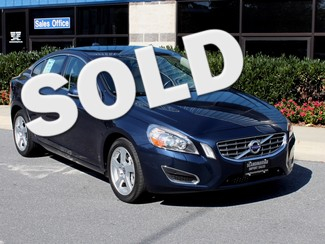 2013 Volvo S60 T5 Premier AWD Rockville, Maryland