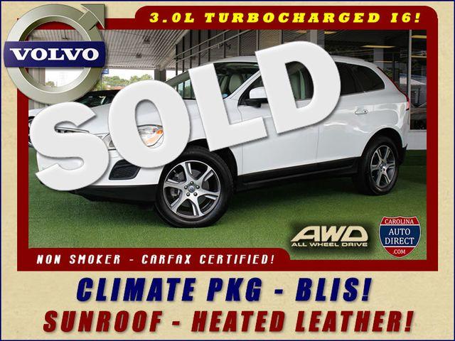 2013 Volvo XC60 T6 Premier Plus AWD - CLIMATE PKG - BLIS! Mooresville , NC 0