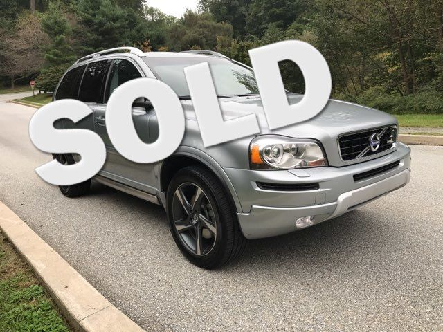 2013 volvo xc90 awd 3.2l r design | malvern, pa | wolfe automotive
