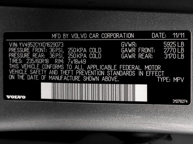 2013 Volvo XC90 Burbank, CA 23