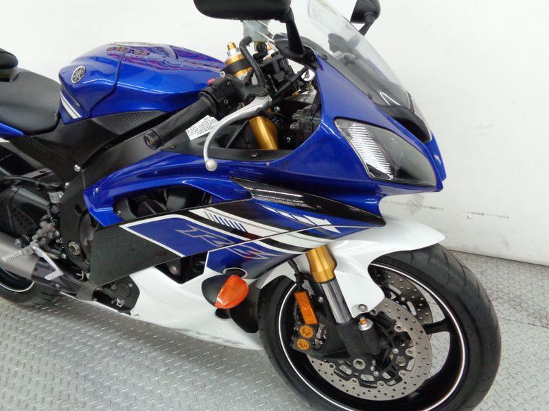 2013 Yamaha R6   Oklahoma  Action PowerSports  in Tulsa, Oklahoma