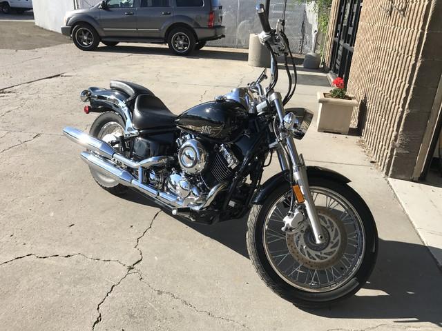 2013 Yamaha V Star Custom Ogden, Utah 3