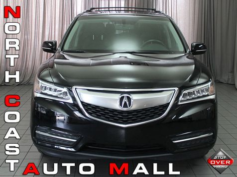 2014 Acura MDX AWD 4dr in Akron, OH