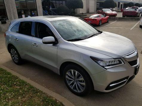 2014 Acura MDX SUV Tech Pkg Auto, NAV, Sunroof, Alloys 67k!   Dallas, Texas   Corvette Warehouse  in Dallas, Texas