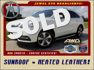 2014 Acura MDX AWD - SUNROOF - HEATED LEATHER! Mooresville , NC