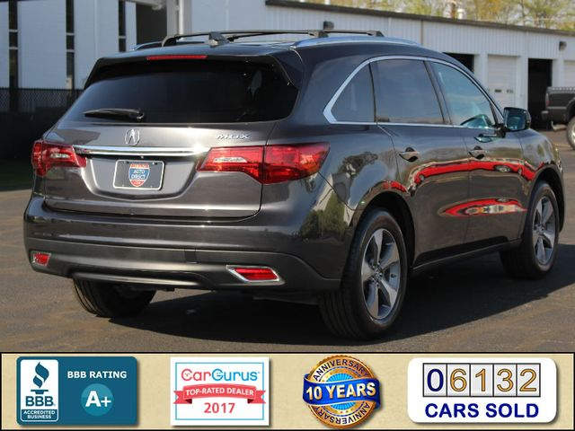 2014 Acura MDX FWD - SUNROOF - HEATED LEATHER - NEW TIRES! Mooresville , NC 2