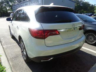 2014 Acura MDX Tech Pkg SEFFNER, Florida 10