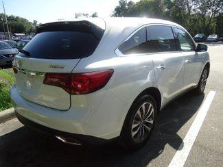 2014 Acura MDX Tech Pkg SEFFNER, Florida 12