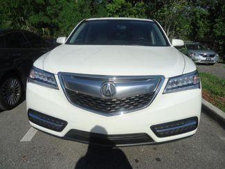 2014 Acura MDX Tech Pkg SEFFNER, Florida 6