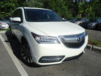 2014 Acura MDX Tech Pkg SEFFNER, Florida 7