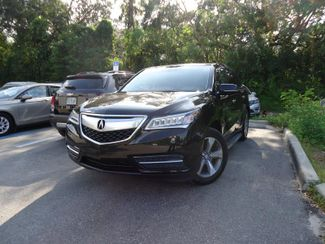 2014 Acura MDX SEFFNER, Florida