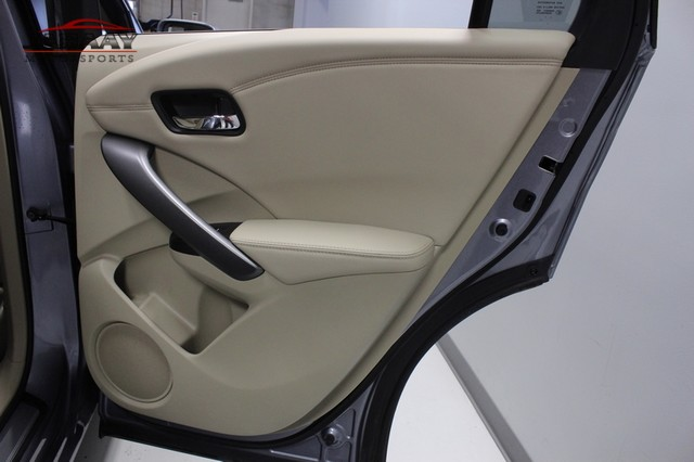 2014 Acura RDX Tech Pkg Merrillville, Indiana 30