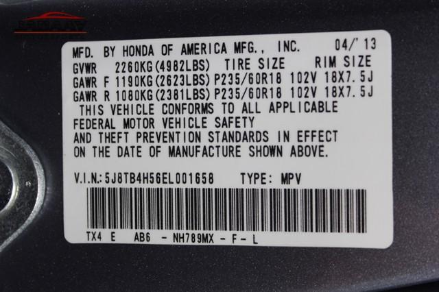 2014 Acura RDX Tech Pkg Merrillville, Indiana 50