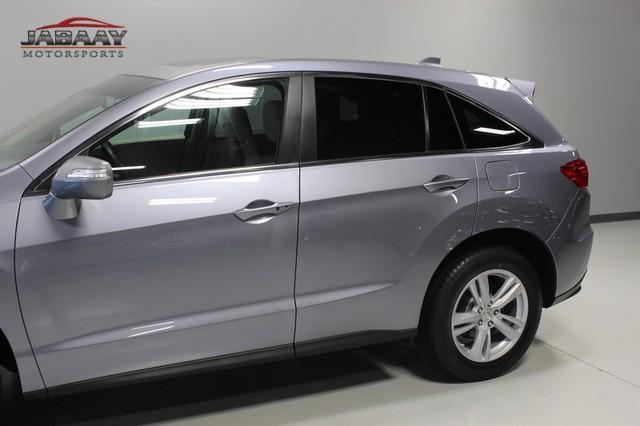 2014 Acura RDX Tech Pkg Merrillville, Indiana 35