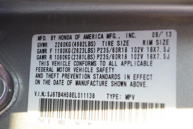 2014 Acura RDX Tech Pkg Richmond Hill, New York 22