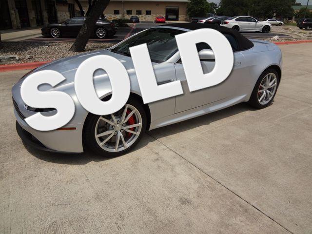 2014 Aston Martin V8 Vantage Austin , Texas 0