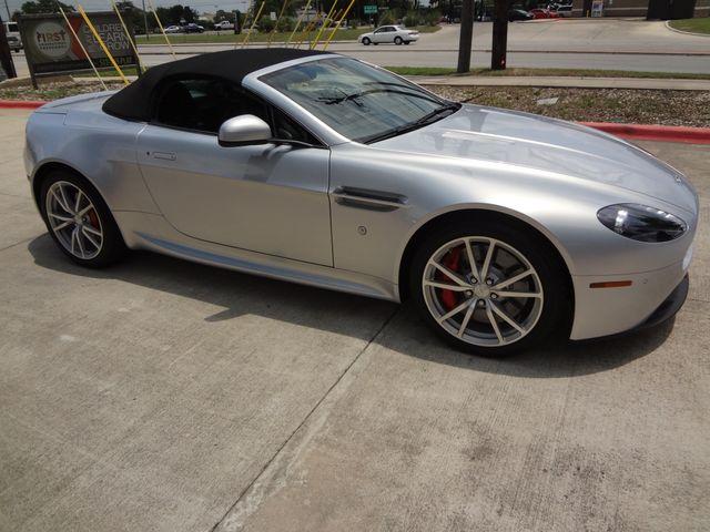 2014 Aston Martin V8 Vantage Austin , Texas 10