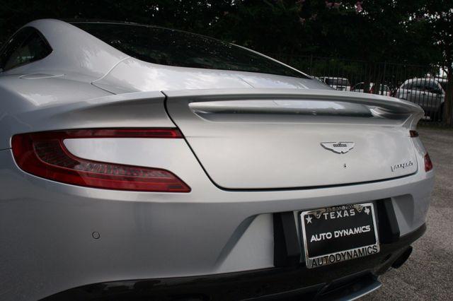2014 Aston Martin Vanquish Houston, Texas 18